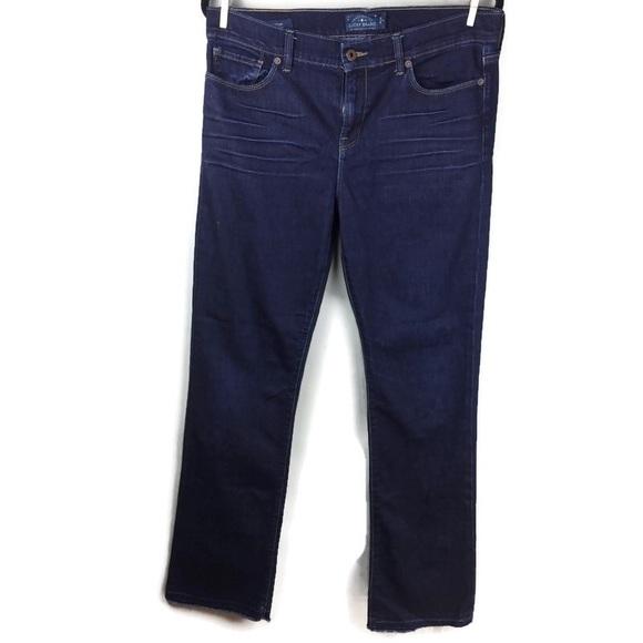 Lucky Brand Denim - Lucky Brand Brooke Boot Released Hem Jeans